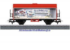 (Neu) Märklin 44217 Kühlwagen, Privatwagen Müller Milchreis,
