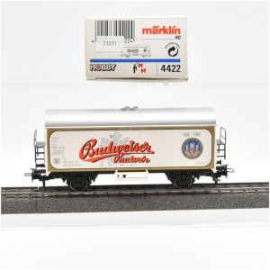 """Märklin 4422.10 Kühlwagen """"Budweiser"""", (21251)"""