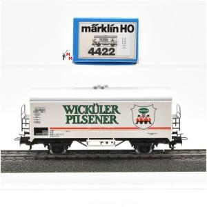 """Märklin 4422.1 Bierwagen """"Wicküler Pilsener"""", (22231)"""