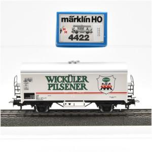 """Märklin 4422.1 Bierwagen """"Wicküler Pilsener"""", (22232)"""