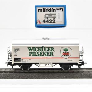 """Märklin 4422.1 Bierwagen """"Wicküler Pilsener"""", (22233)"""