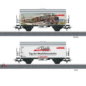 (Neu) Märklin 44221 Int. Tag der Modellbahn 2021,