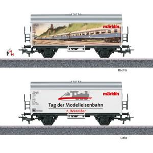(Neu) Märklin 44269 Sonderwagen Int. Tag der Modellbahn 2020,