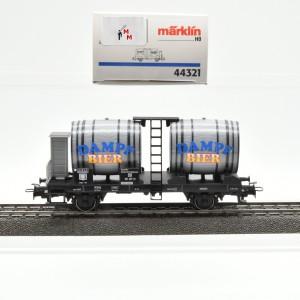 Märklin 44321 Bierwagen Dampf Bier, (23151)