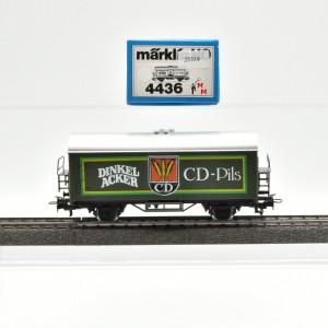 Märklin 4436 Bierwagen Dinkel Acker CD-Pils, (25339)