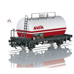 """(Neu) Märklin 44404 Mineralöl-Kesselwagen """"AVIA"""","""