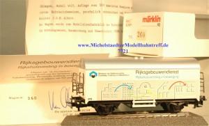 """Märklin 4415/92707 """"Sonderwagen der Regierung der NL"""", (7721)"""
