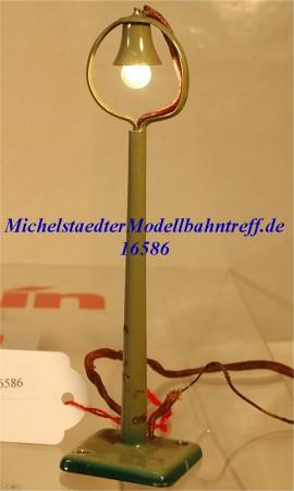 Märklin 447.1 Bogenlampe, Blech, (16586)