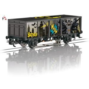 """(Neu) Märklin 44826 Offener Güterwagen """"Batman"""","""