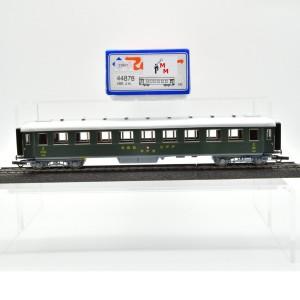 Roco 44878 Stahl-Personenwagen 2.Kl. der SBB, mit Wechstromachsen, (25807)
