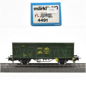 Märklin 4491.1 Ged. Güterwagen der CFL, (21730)