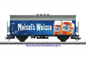 """(Neu) Märklin 45027 Bierkühlwagen """"Maisel"""","""