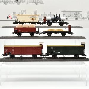 """Märklin 45101 Wagen-Set """"Geislinger Steige 1"""", (25746)"""