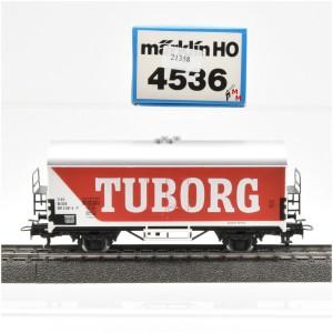 """Märklin 4536 Bierwagen """"Tuborg"""", DSB, (21358)"""