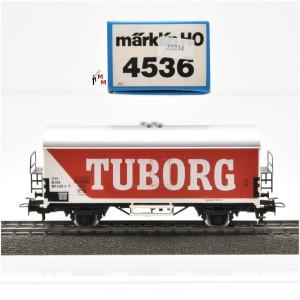 """Märklin 4536 Bierwagen """"Tuborg"""", DSB, (22234)"""