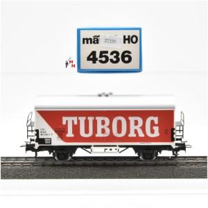 """Märklin 4536 Bierwagen """"Tuborg"""", DSB, (22235)"""