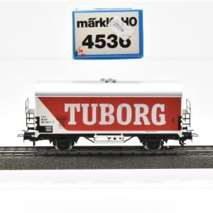 """Märklin 4536 Bierwagen """"Tuborg"""", DSB, (22236)"""