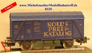 "Primex 4542/79701 Sonderwagen ""Koll's..."", (8320)"