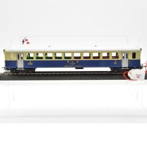 Hag 455 Eilzugwagen 2.Kl. der BLS, ohne OVP, (25229)