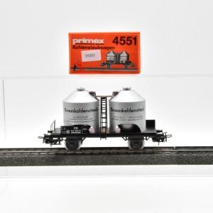 Primex 4551.1 Kohlenstaubwagen der DB, (25203)