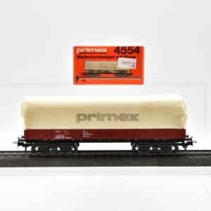 Primex 4554.2 Niederbordwagen mit Plane der DB, (25257)