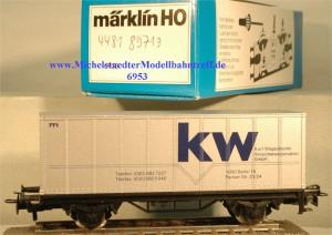 """Märklin 4481/89719 """"KW Kurt Wegscheider"""", (6953)"""