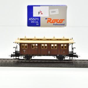 Roco 45571 Personenwagen 3. Klasse der K.P.E.V., (25261)