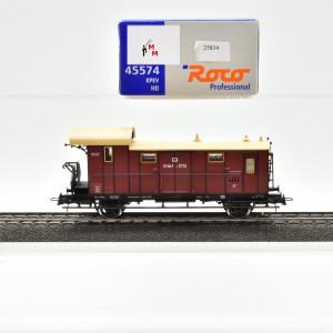Roco 45574 Gepäckwagen der K.P.E.V., (25834)