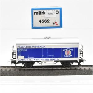 """Märklin 4562 Bierwagen """"Forsters Lager"""", (21330)"""