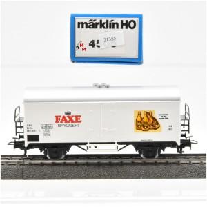 """Märklin 4565 Bierwagen """"FAXE"""", (21355)"""