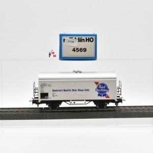 """Märklin 4569 Bierwagen """"Pabst Blue Ribbon"""", (21109)"""