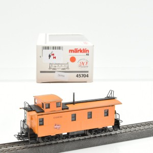 "Märklin 45704 US Caboose ""Milwaukee Road"", (20594)"