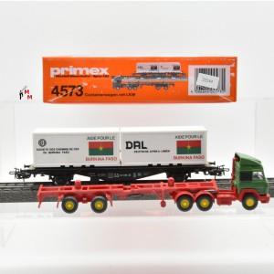 """Primex 4573.1 Wagenset """"Hilfe für Schwarz Afrika"""", (22244)"""