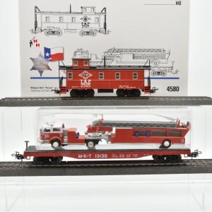 """Märklin 4580.10 Wagenset """"Texas"""", (20545)"""