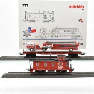 """Märklin 4580.10 Wagenset """"Texas"""", (22945)"""