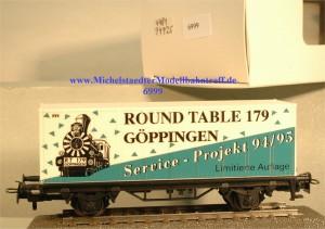 """Märklin 4481/94725 """"Round Table 179.."""", (6999)"""