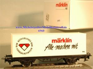 """Märklin 4481/90711 """"Märklin Vorschlagswesen"""", (6960)"""