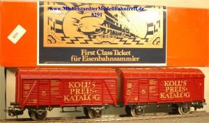 """Primex/Märklin 4596.10 """"Koll's Preis-Katalog"""", (8291)"""