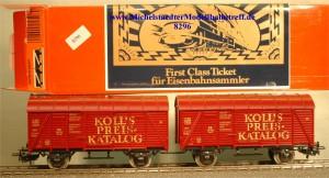 """Primex/Märklin 4596.10 """"Koll's Preis-Katalog"""", (8296)"""