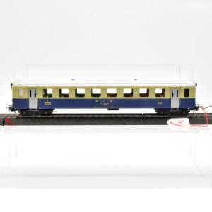 Hag 460 Eilzugwagen 1.Kl. der BLS, ohne OVP, (25230)