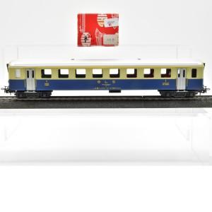 Hag 460 Eilzugwagen 1.Kl. der BLS, (25237)