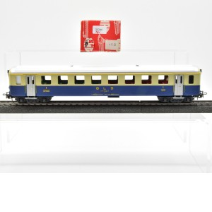 Hag 460 Eilzugwagen 1.Kl. der BLS, (25244)