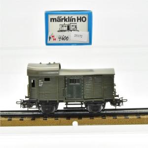 Märklin 4600.2 Güterzuggepäckwagen, (25172)