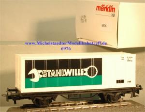 """Märklin 4481/92715 """"Stahl Wille"""", (6976)"""