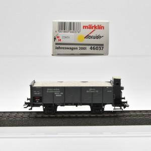 Märklin 46037 Insider Jahreswagen 2001, (22975)