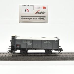 Märklin 46037 Insider Jahreswagen 2001, (23120)