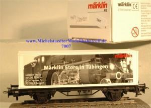 """Märklin 4481/2004501 """"Märklin Store Tübingen"""", (7007)"""