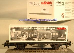 """Märklin 4481/2006709 """"Märklin Store Tübingen"""", (7012)"""