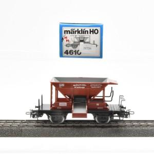 Märklin 4610.4 Schotterwagen DB, (20729)
