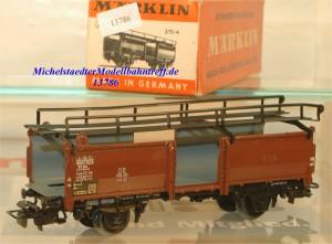 Märklin 4612.1(315/4) Autotransportwagen, (13786)